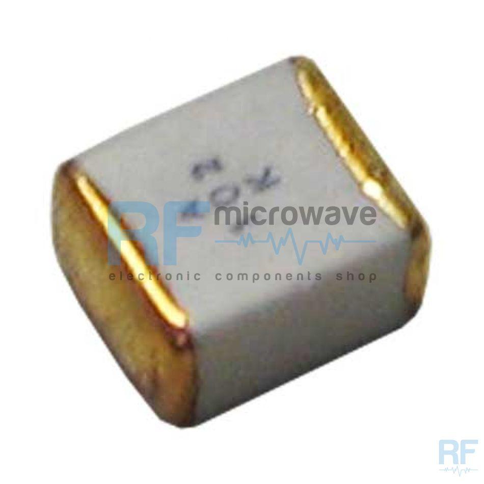 Porcelain multilayer SMD capacitor