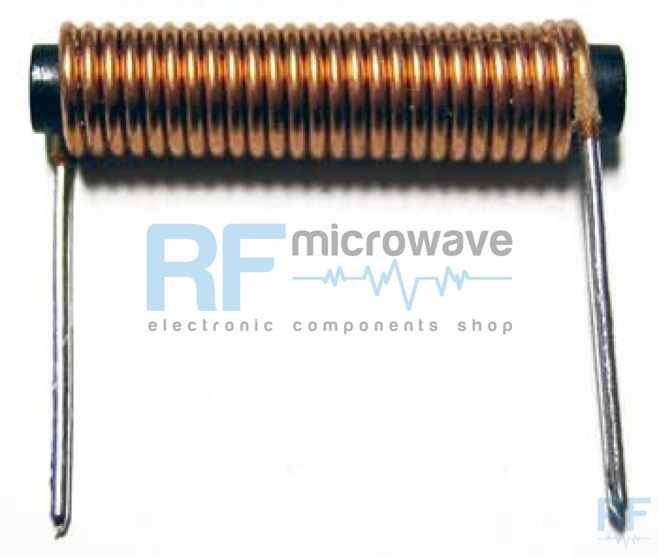 High current HF / VHF chokes | Buy on-line | rf-microwave com