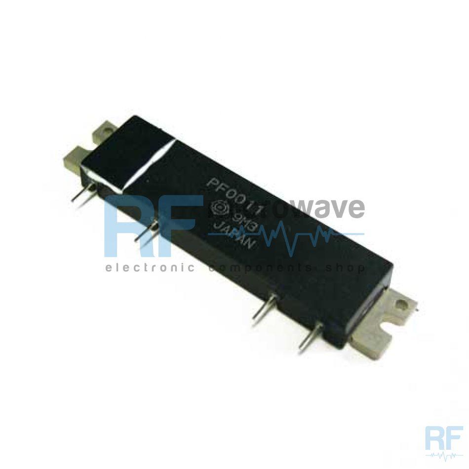 Pf0011 Hitachi Uhf Power Amplifier Module Buy On Line Rf Amp