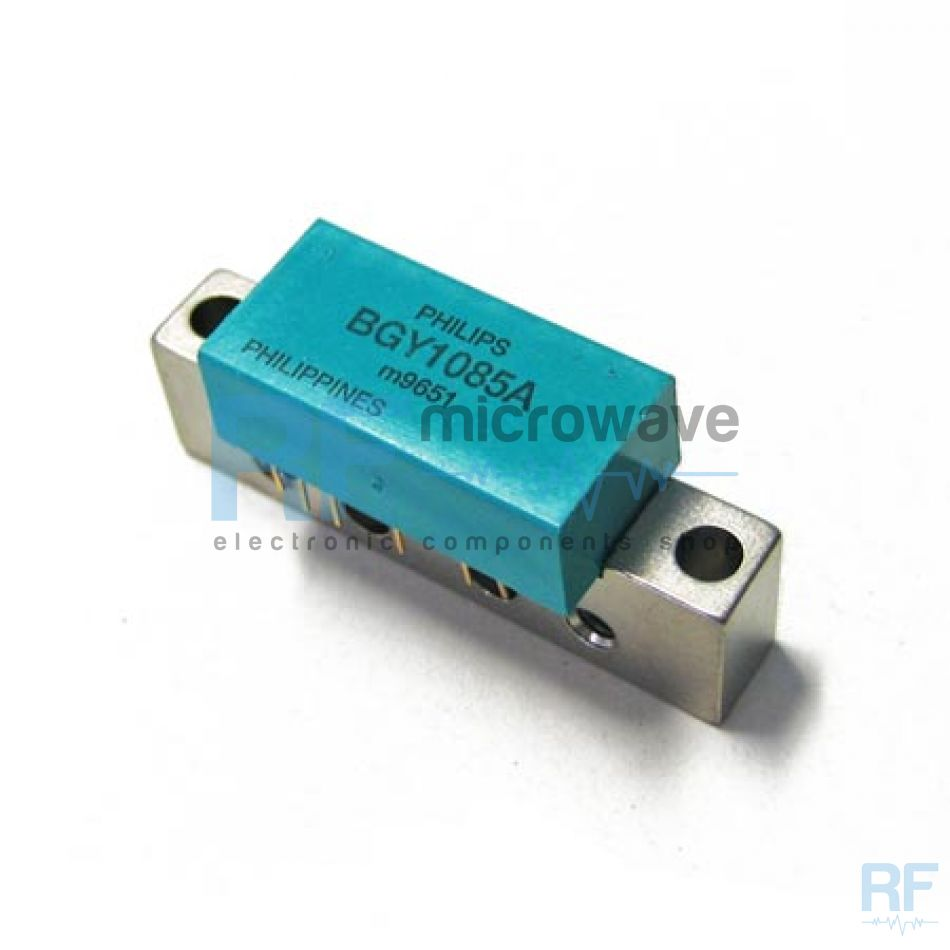 Power Amplifier Modules Buy On Line 80 To 135 Mhz Am Fm Vhf Receiver Circuit Board Design Philips Bgy1085a