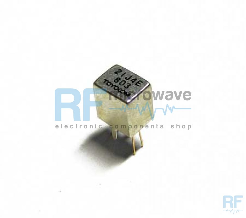 21j4e Toyocom 214 Mhz Crystal Band Pass Filter 8 Poles Buy On Tunable Circuit