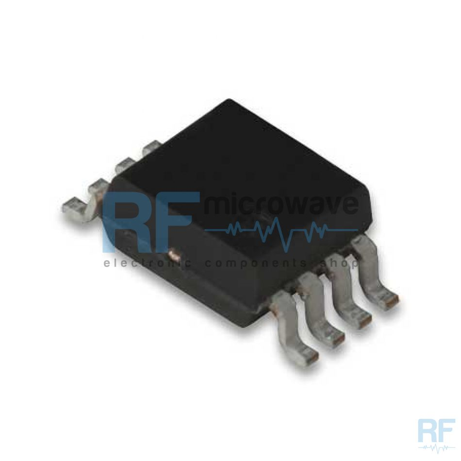 Ad8361arm Analog Devices Power Detector Integrated Circuit Supply Voltage 27 To 55v 8