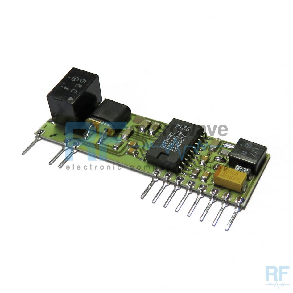 If 214 Mhz Amplifier Module For Fm Receivers Buy On Circuit