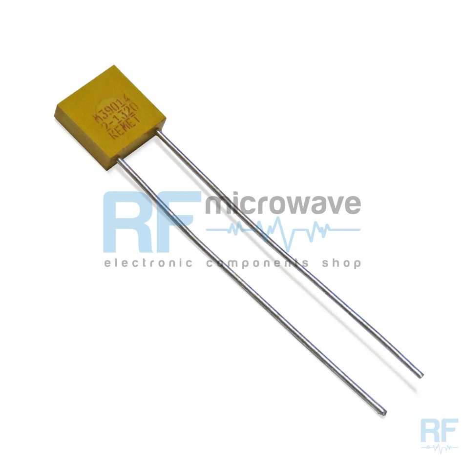 C062t474k5x5ca Kemet Hi Rel Leaded Ceramic Capacitor