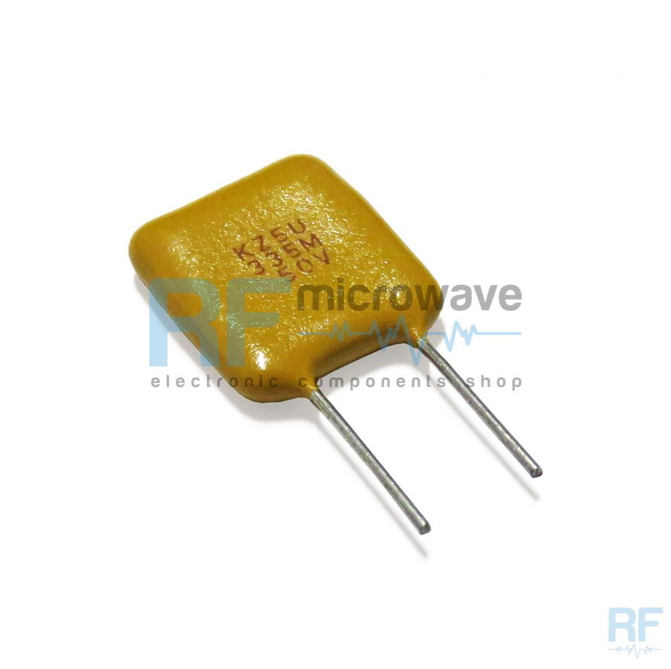 C340c335m5u5ca Kemet Leaded Ceramic Capacitor 3 3 181 F