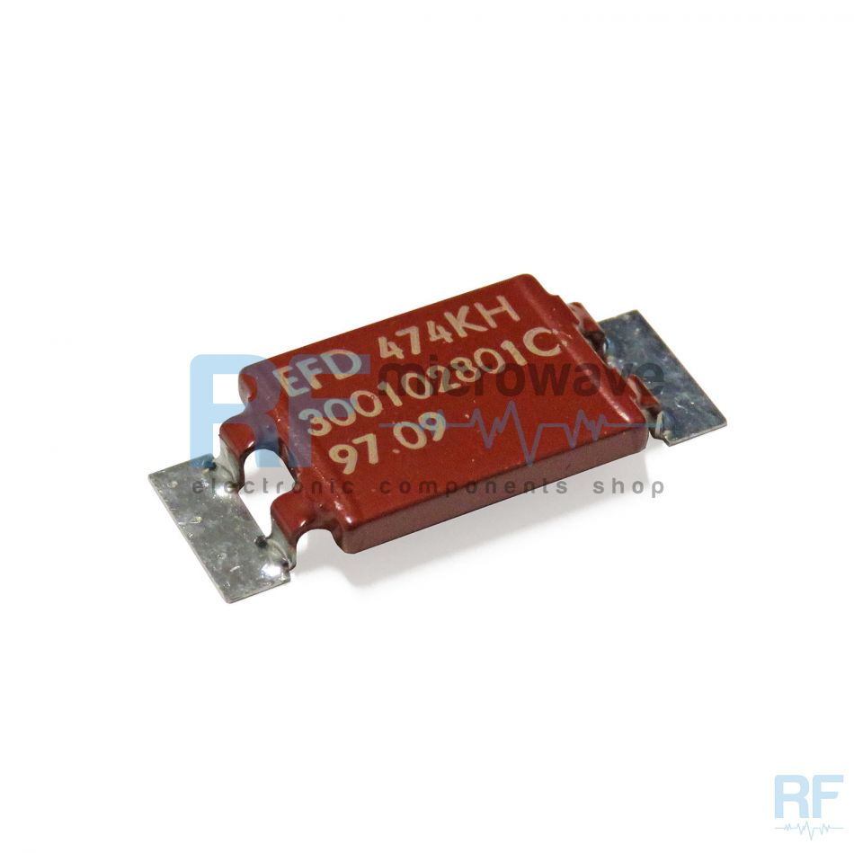 Ultra Broadband Capacitors Up To 40 Ghz Buy On Line Pin Circuit Board Electronics Operational Amplifiers Eurofarad Cnc82re474 10 250v Wide Band Smd Ceramic Capacitor 470nf