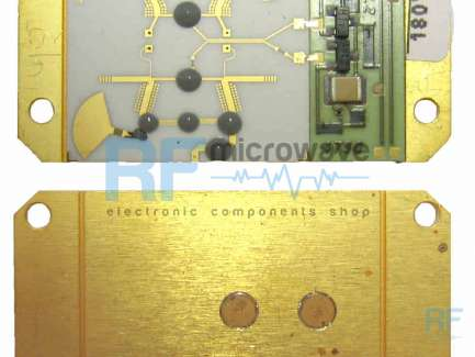 Medium power microwave amplifier.