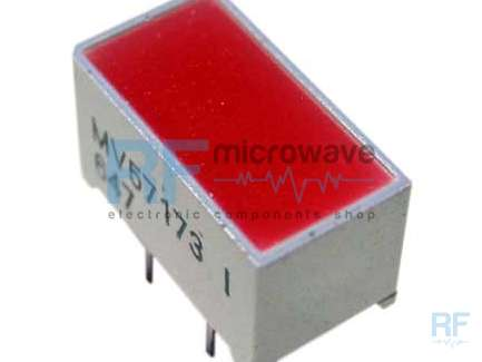 MV57173 Red LED module with two diodes
