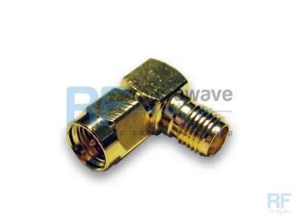 Johnson Components 142-0901-941 Adattatore coassiale SMA maschio a SMA femmina a 90 gradi