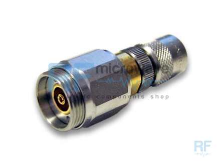 Huber+Suhner 32_PC7-TNC-50-1 PC-7 to TNC male coaxial adapter