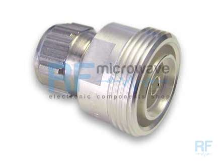 Spinner BN29.39.00 7/16 DIN female to N male coaxial adapter