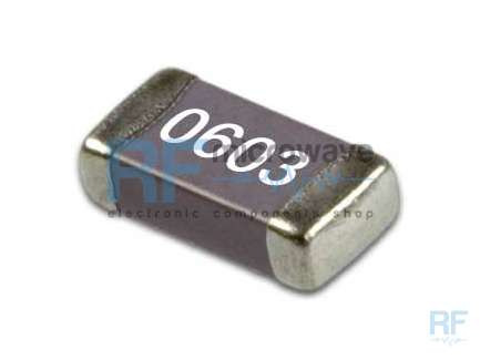 American Technical Ceramics 650S0R1BW200T Ceramic multilayer SMD capacitor