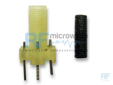 Kit for coil winding made of 3 pins 10mm support + ferrite core, it is available an optional shield cod. SBK-SC1