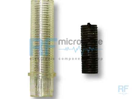 Kit for coil winding made of support without pins and ferrite core