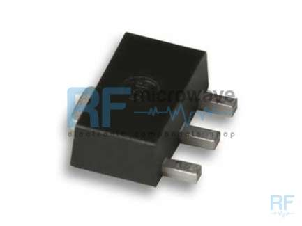 WJ Communications AM1 Amplificatore GaAs MMIC, SOT-89