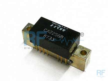 TRW CA2256R Wide band power amplifier module, 30 - 450 MHz