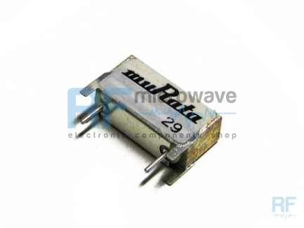 Dfc3r914p001btd Murata 914 Mhz Ceramic Band Pass Filter