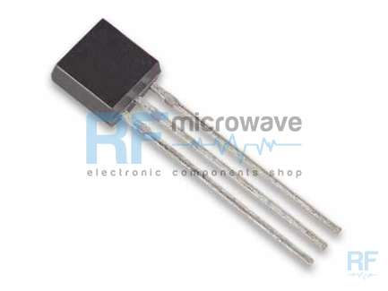 Fairchild Semiconductor 2N3904 Transistor RF bipolare NPN, TO-92