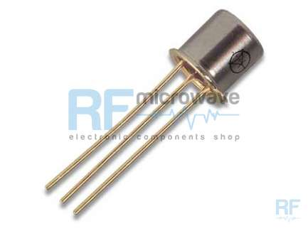 SGS-Thomson 2N2369A Transistor RF bipolare NPN, TO-18