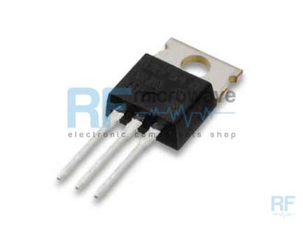 Vishay IRF510PBF Power MOSFET switch veloce, 20-28V, 5.6A, TO-220