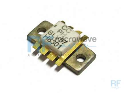 Philips BLV57 Silicon NPN linear push-pull RF power transistor