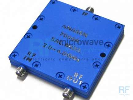 Anaren 70666 Modulatore bilanciato (upconverter), connettori SMA femmina