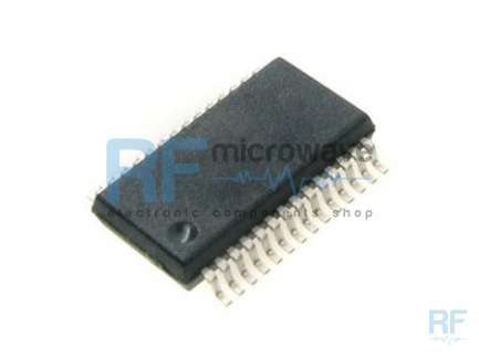 Motorola MC3367DW FM receiver integrated circuit, supply voltage 1.1-3V, SO-28L SMD package