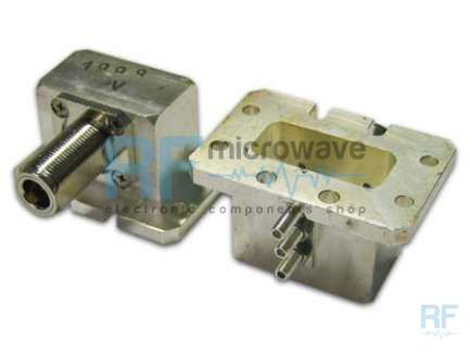 Waveguide to coaxial adapter