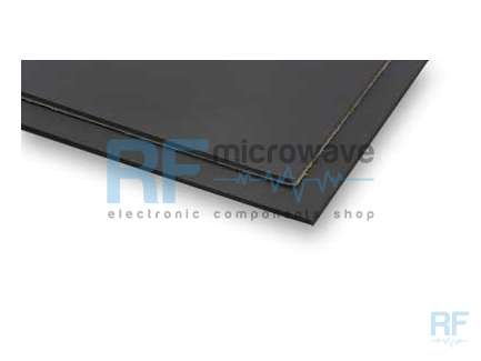 Microwave silicone absorber sheet