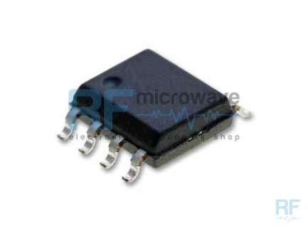 National Semiconductor LM6142AIMX Dual rail-to-rail operational amplifier, SMD SOIC-8