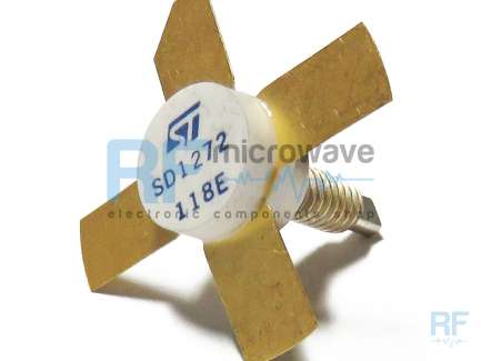 STMicroelectronics SD1272 Silicon NPN RF power transistor