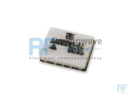 Alpha AA022N1-A2 Low noise amplifier, ceramic package