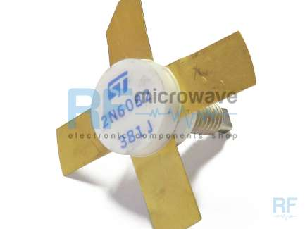 STMicroelectronics 2N6082 Silicon NPN RF power transistor