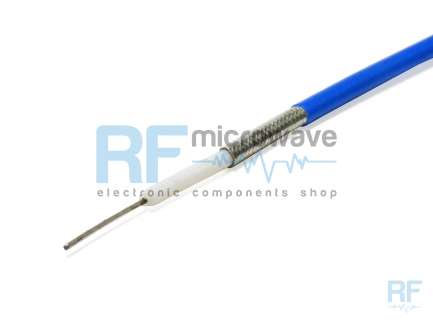 QAXIAL HF141-FEP Handyform coaxial cable with jacket (FEP)