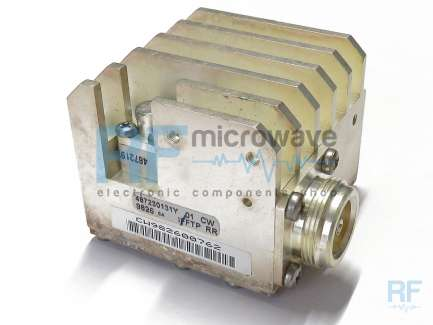4 GHz hybrid coupler for parts salvage