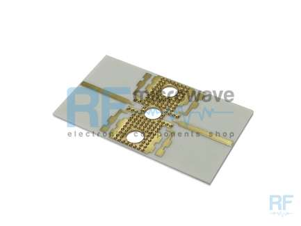 Printed circuit board for power MMIC Eudyna EMM5832VU, EMM5074VU and FMM5822VU