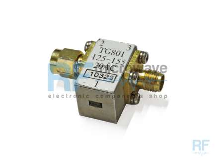 RACOMTECH TG801 Coaxial isolator 11 - 16 GHz, 3 W