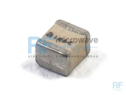 American Technical Ceramics 100A130GT250XT Porcelain multilayer SMD capacitor